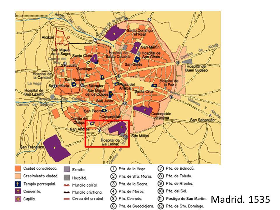 Madrid. 1535