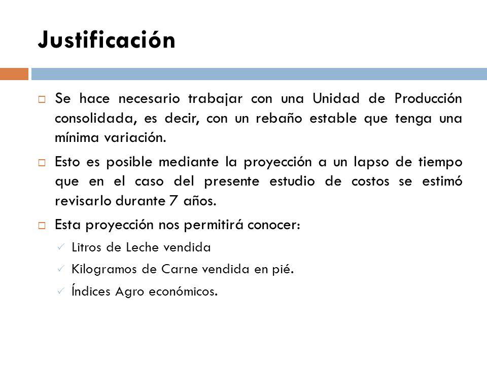 PROYECCION AGROECONOMICA