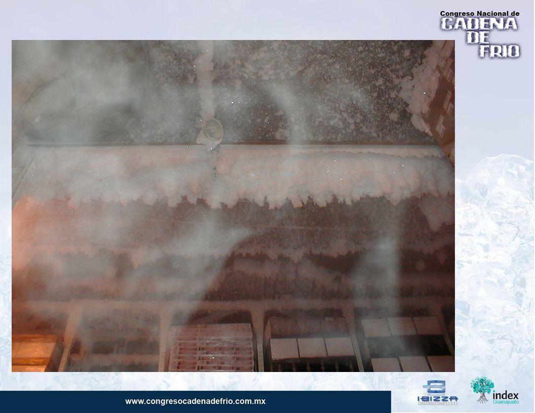 Problemas de Humedad Condensación – Paredes – Techos – Tuberías Incremento de la carga térmica Disminución del valor R de algunos aislamientos Pintura que descascara Aparición de sales o levantamiento de cemento