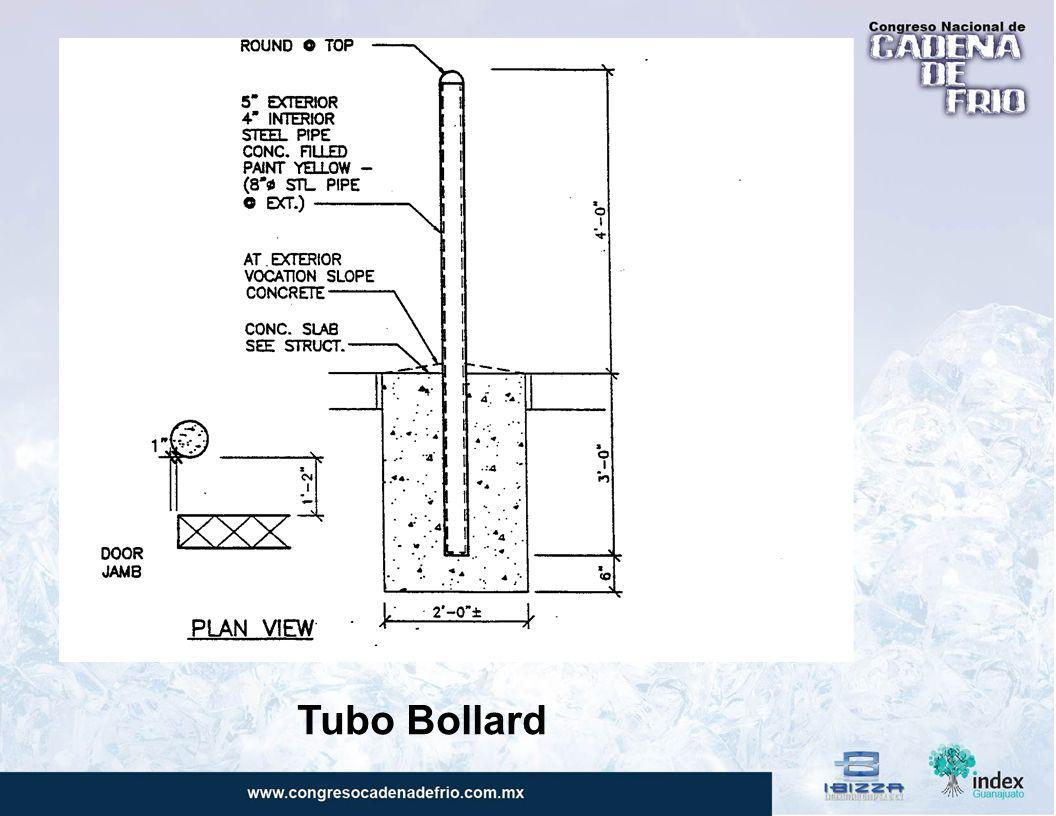 Tubo Bollard