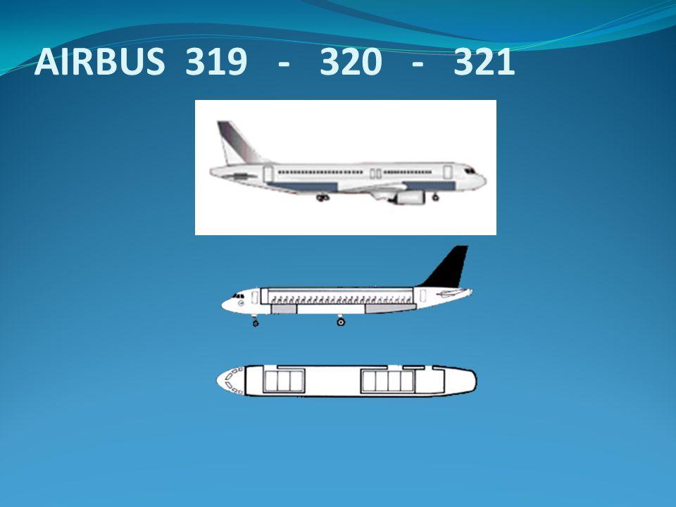 AIRBUS 319 - 320 - 321