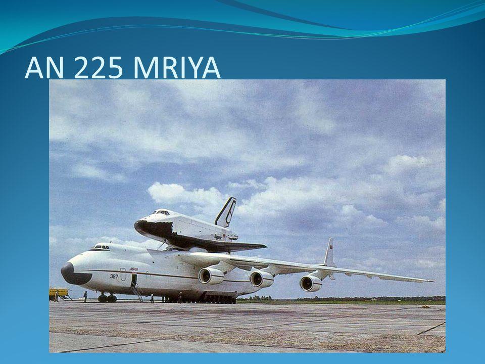 AN 225 MRIYA