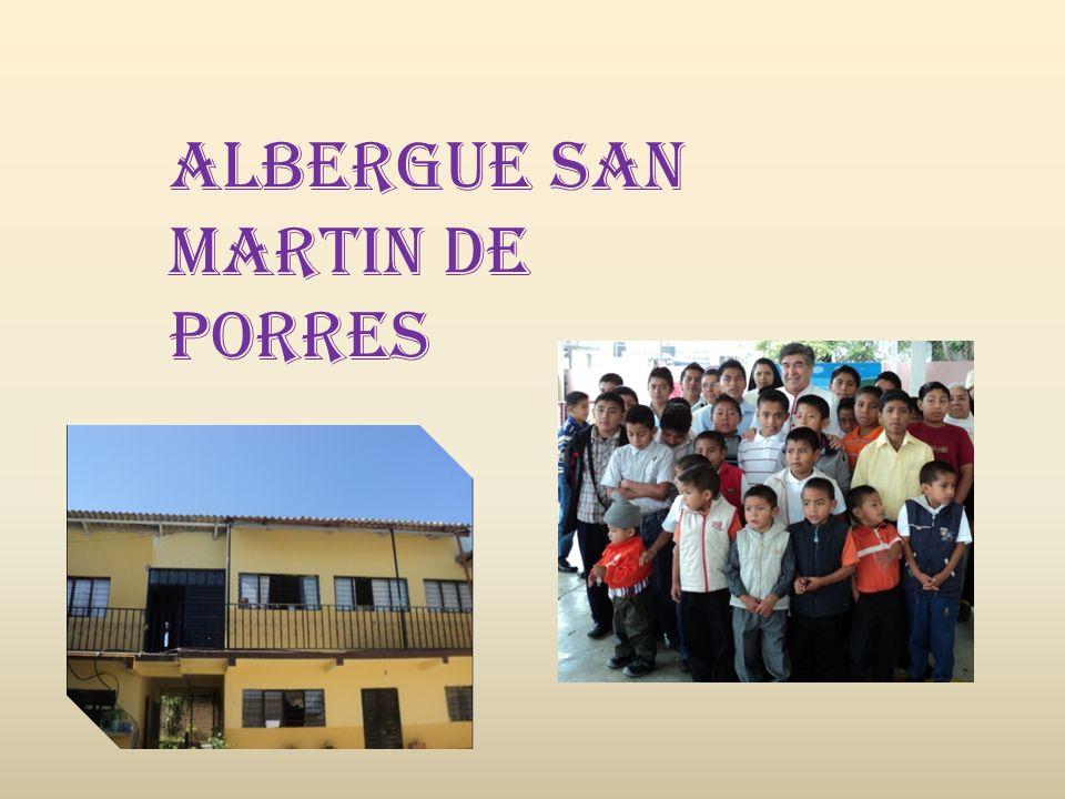 ALBERGUE SAN MARTIN DE PORRES