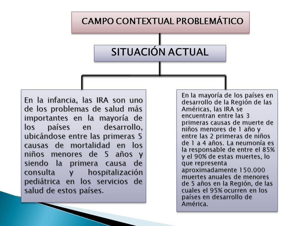 CAMPO CONTEXTUAL PROBLEMÁTICO POBLACION ESTADISTICAS El Subcentro de salud de Puerta Negra creado en noviembre de año de 1990, cuya finalidad fue la a
