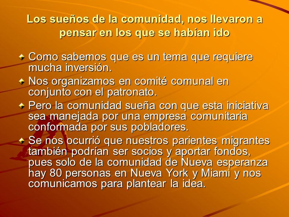 Como convencimos a los migrantes para participar Reunimos a las familias de los migrantes en la comunidad Los padres comunicaron a sus hijos migrantes.