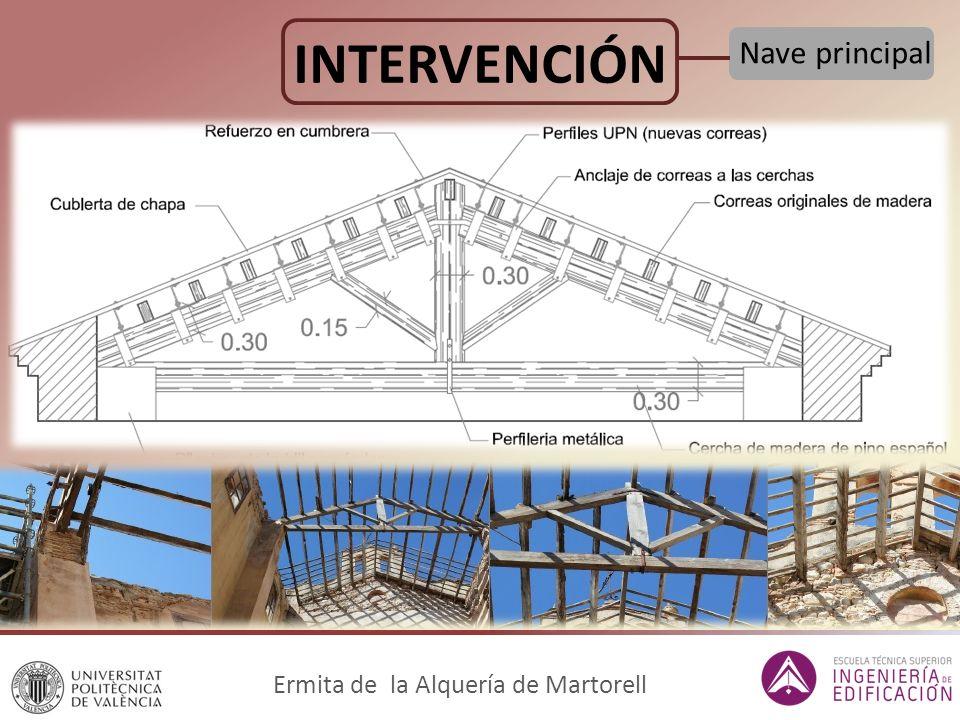 INTERVENCIÓN Nave principal