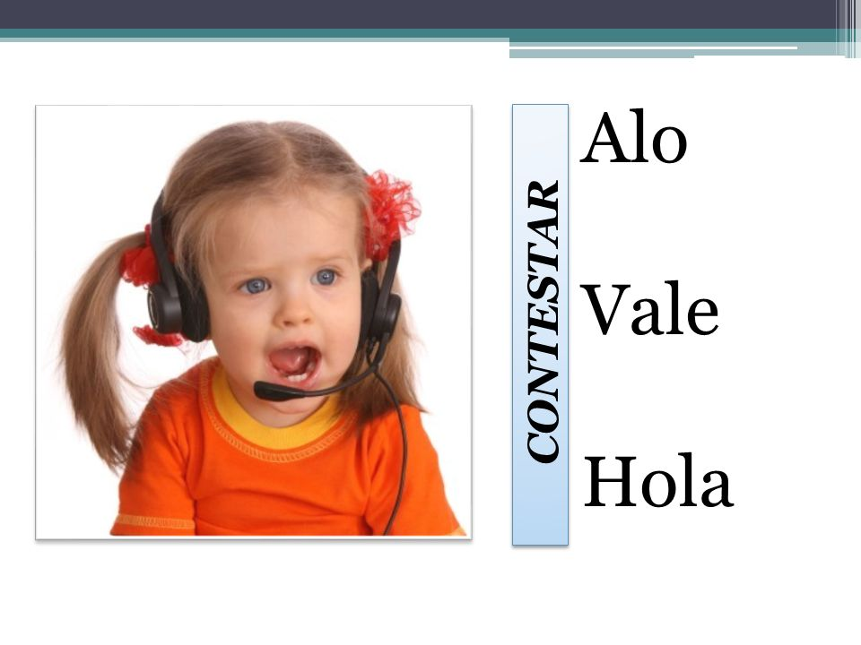 CONTESTAR Alo Vale Hola