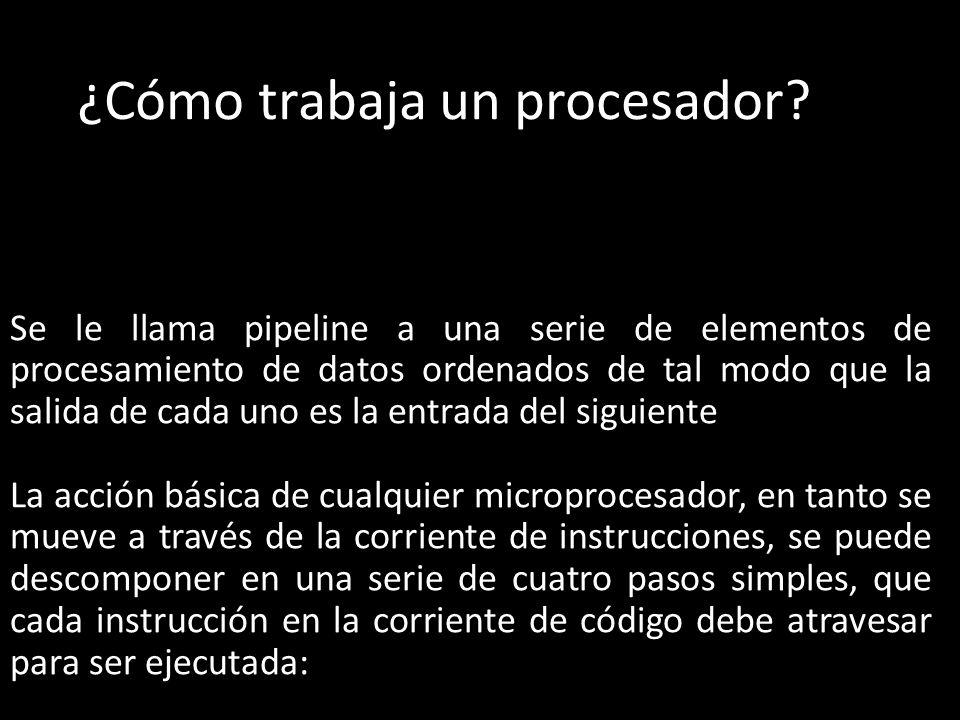 ¿Cómo trabaja un procesador.1.