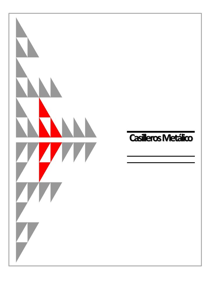 Casilleros Metálico