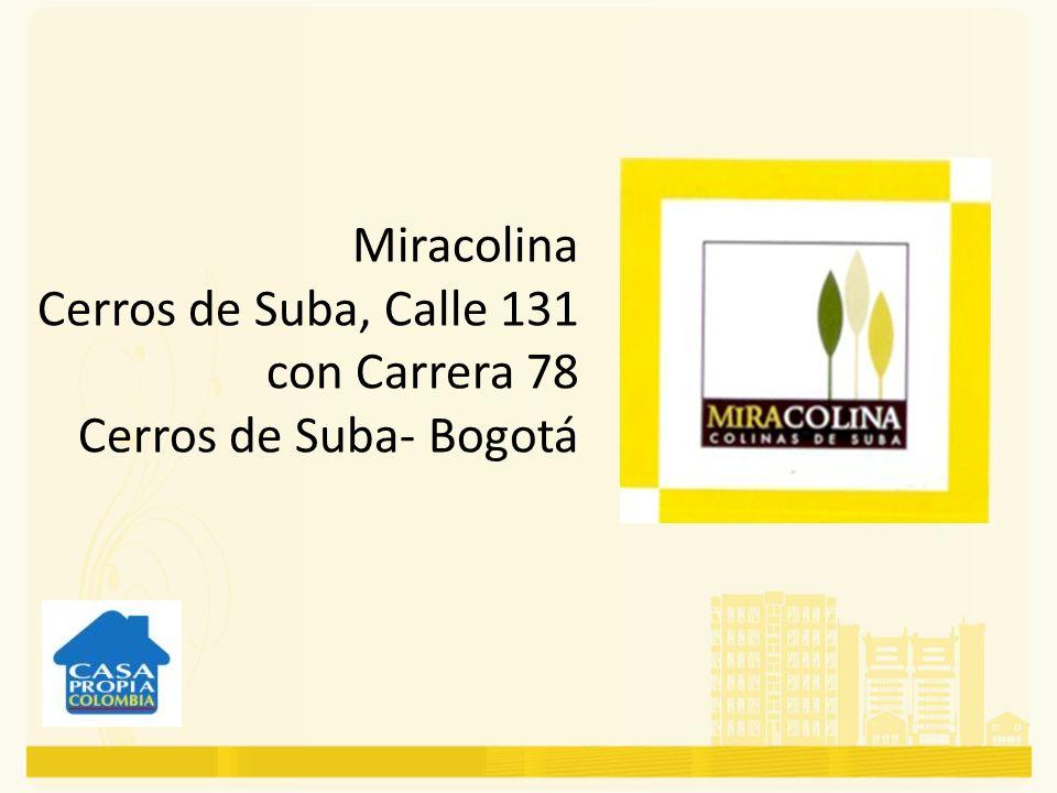 Miracolina Cerros de Suba, Calle 131 con Carrera 78 Cerros de Suba- Bogotá