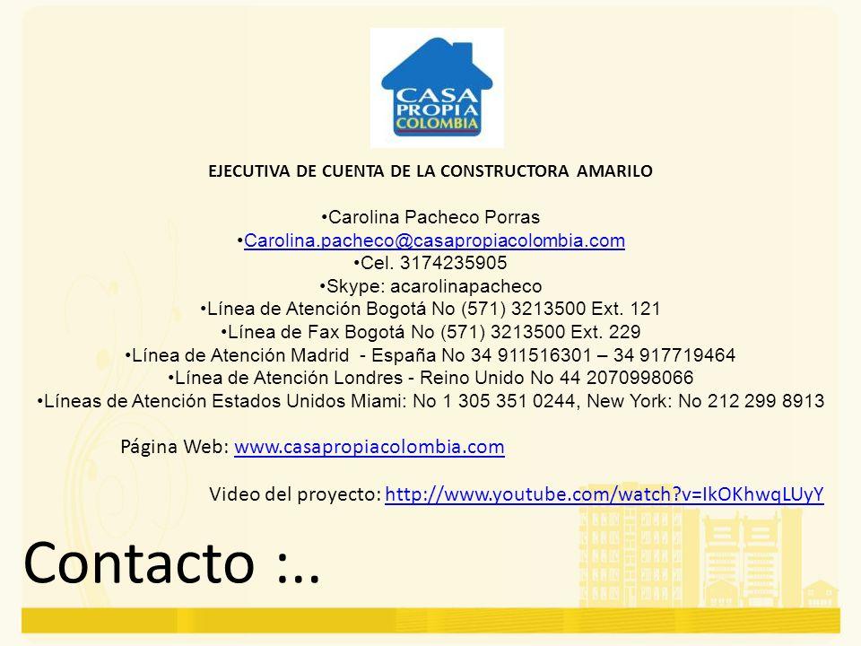 Contacto :..