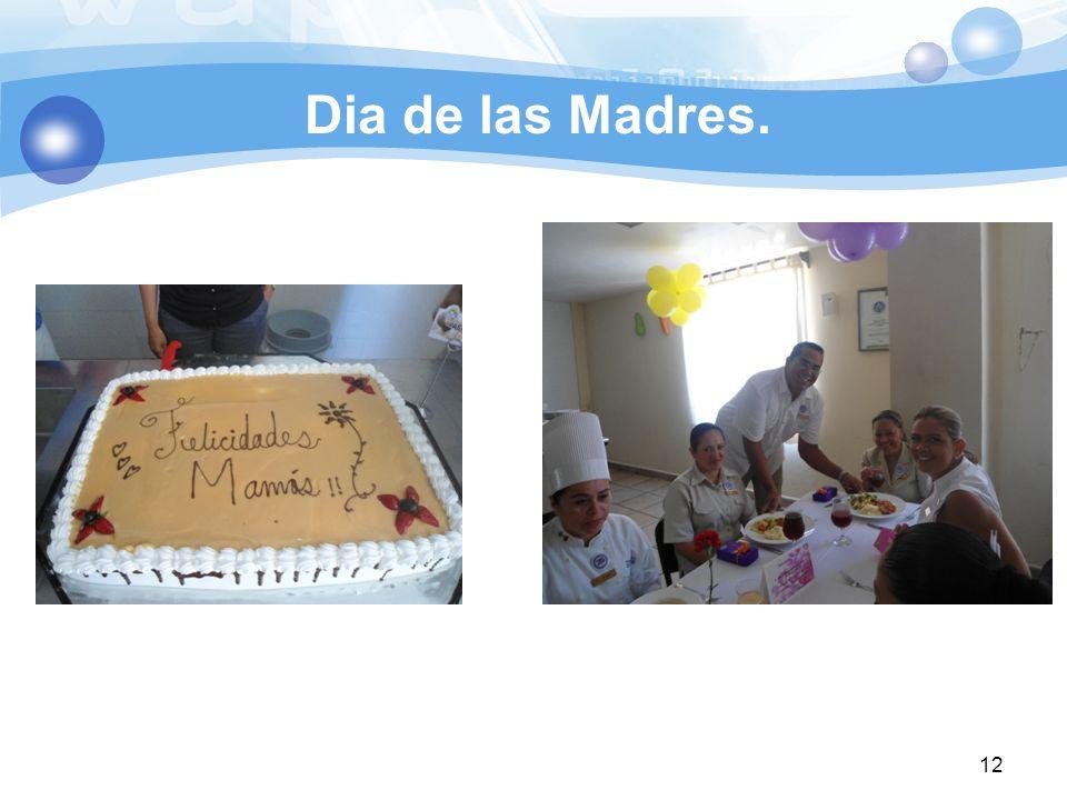 Dia de las Madres. 12