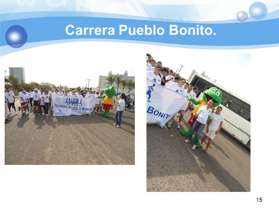 Carrera Pueblo Bonito. 15
