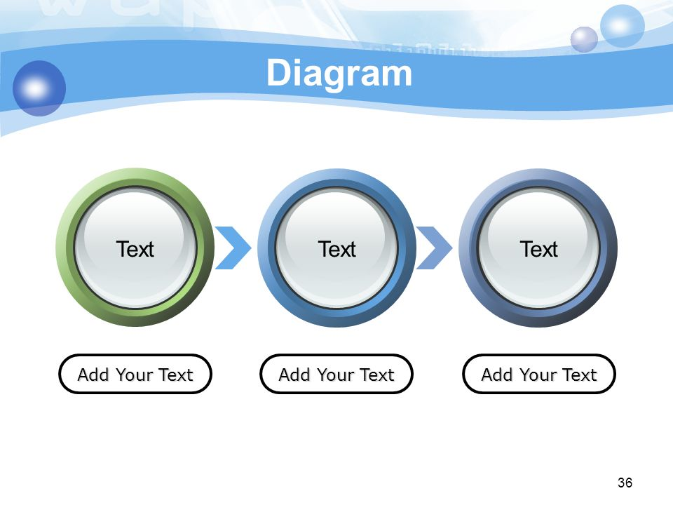 Diagram Add Your Text Text 36