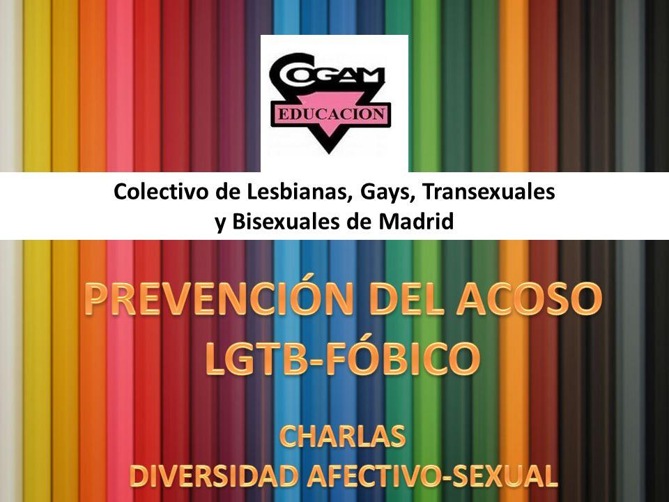 Colectivo de Lesbianas, Gays, Transexuales y Bisexuales de Madrid