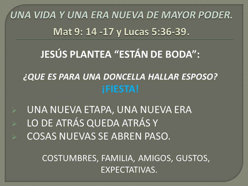EXPLICACIÓN DE JESÚS: 3.