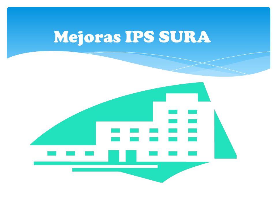 Mejoras IPS SURA