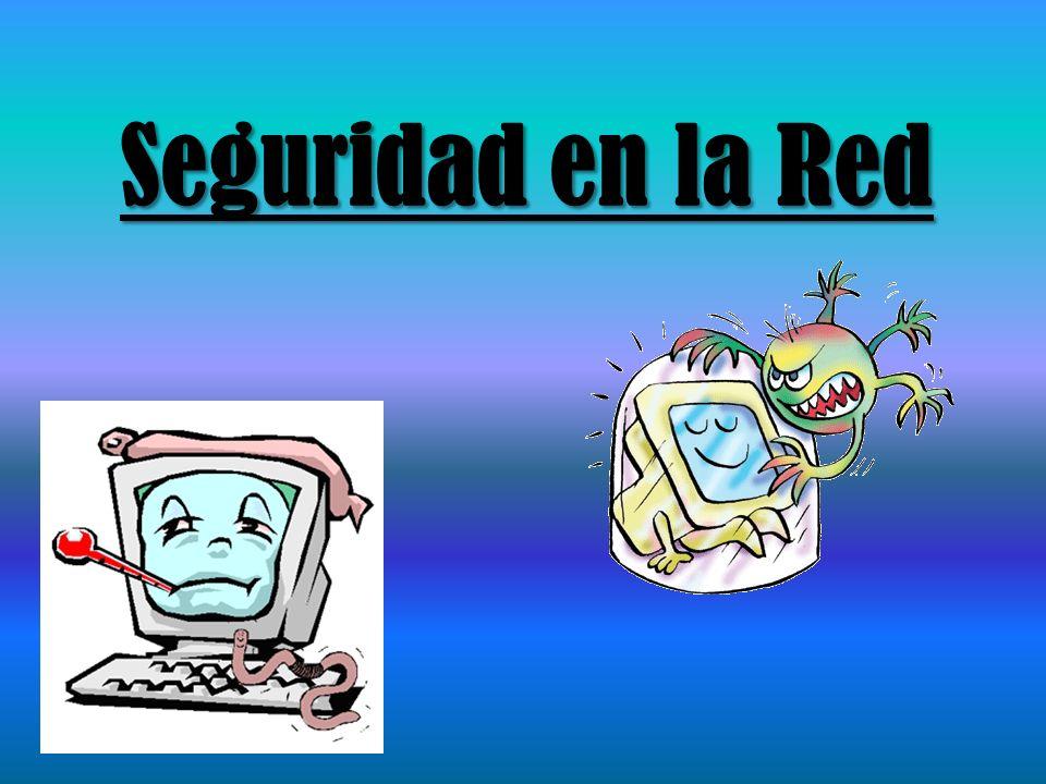ÍNDICE 1)Entradas de peligrosidad al ordenador - Virus - Spam - Gusanos - Troyanos - Hoax - Ingeniería social - Sniffer - Cracker 2) Soluciones a los agentes nocivos de la Red - Antivirus - Firewall o cortafuegos - Hacker - Parches de seguridad - Puertas traseras o backdoor - Motor anti- spam - Programa espía o spyware - Rootkit