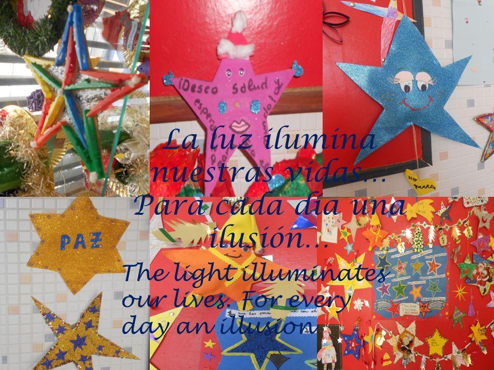 ¡¡¡Tal vez el mejor regalo de la Navidad es una gran sonrisa…!!.
