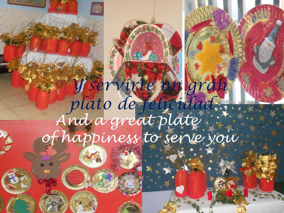 Corazones llenos de alegría… Hearts full of happiness...