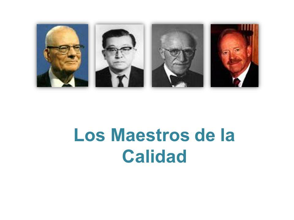 Los Maestros de la Calidad