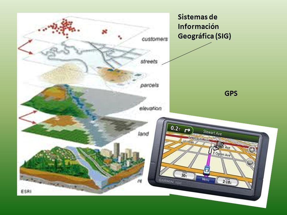 Sistemas de Información Geográfica (SIG) GPS
