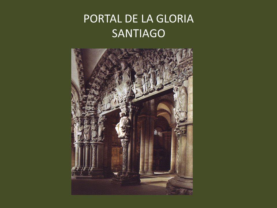 PORTAL DE LA GLORIA SANTIAGO
