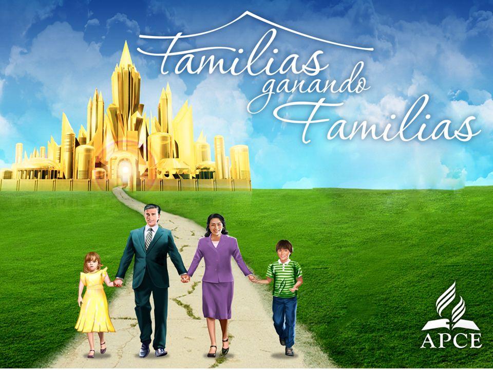 Elena de White profetizó un gran movimiento a favor de las familias: Vi a centenas y millares visitando familias (Servicio Cristiano, pág.
