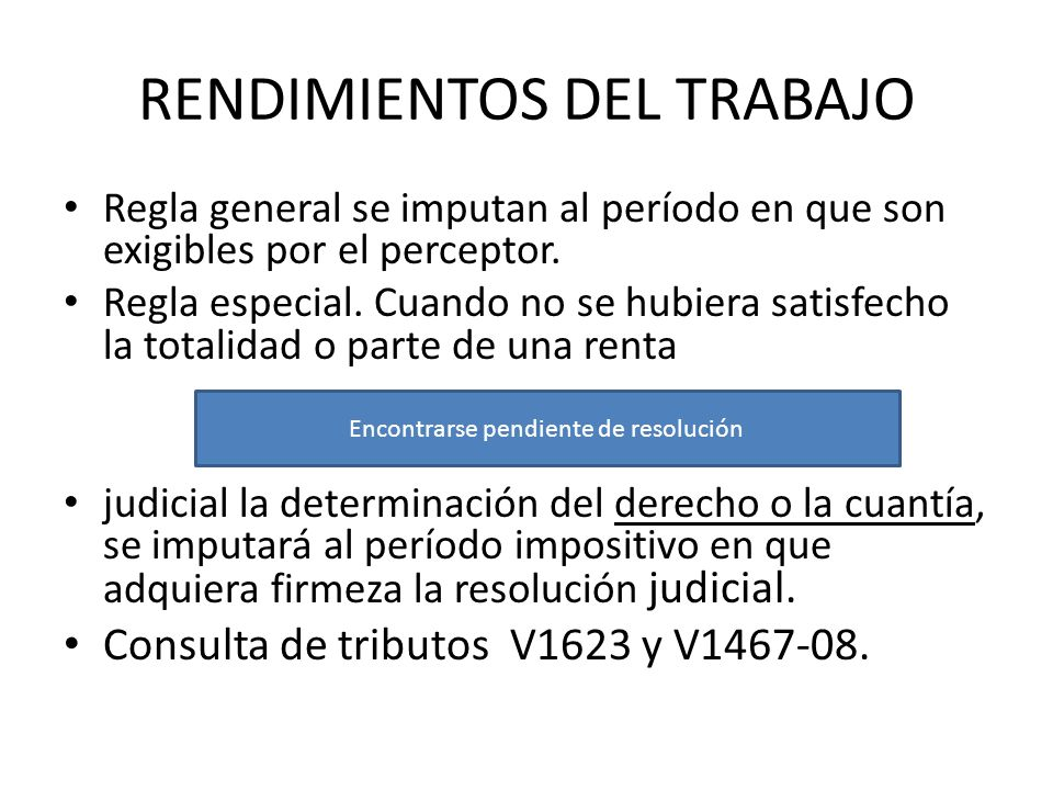 EJEMPLO.el trabajador demanda a la empresa x por impago de un complemento desde el año 2004.