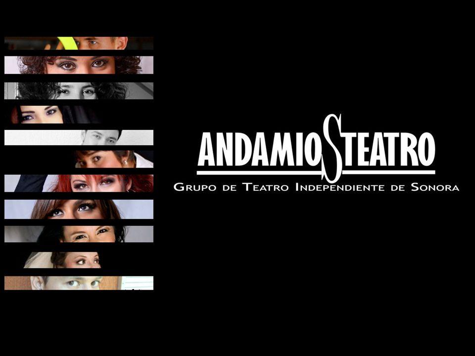 ANDAMIOS TEATRO nace el 5 de junio del 2009 y el 27 de marzo del 2011 inaugura su espacio CASA ANDAMIOS, en el corazón del centro histórico de Hermosillo; Sufragio #43