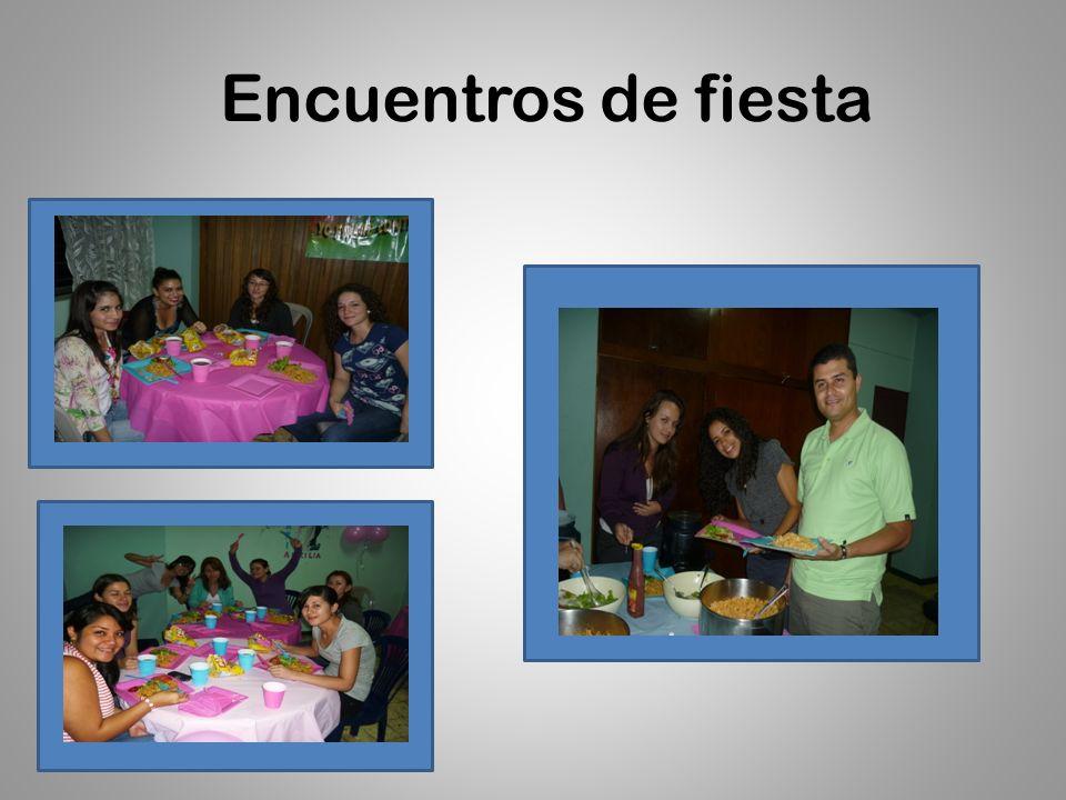 Encuentros de fiesta