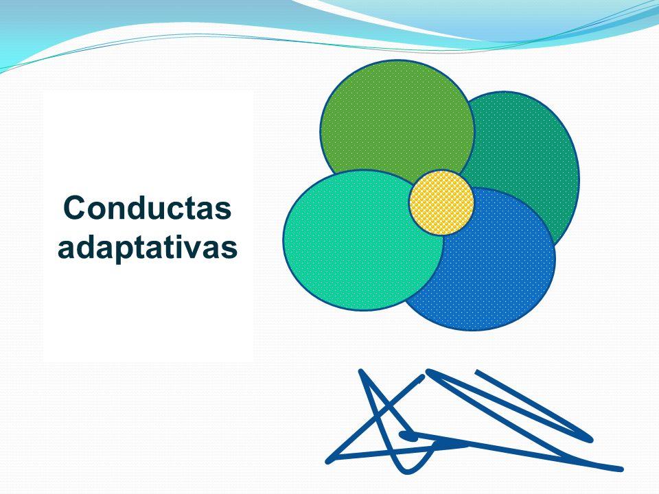 Conductas adaptativas