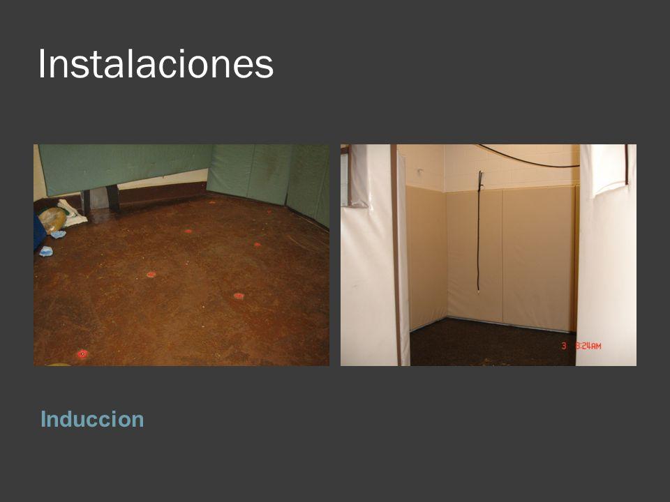 Instalaciones Induccion