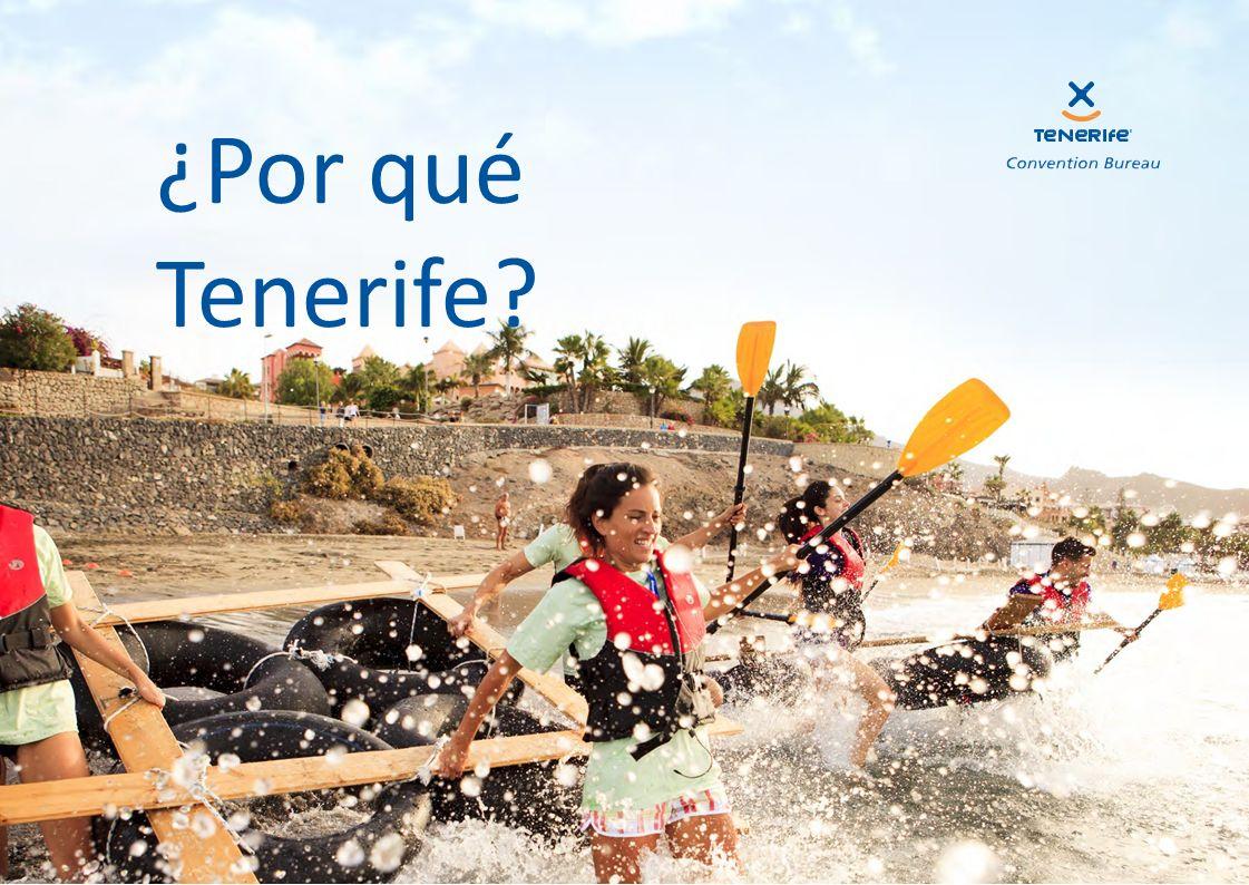 ¿Por qué Tenerife?