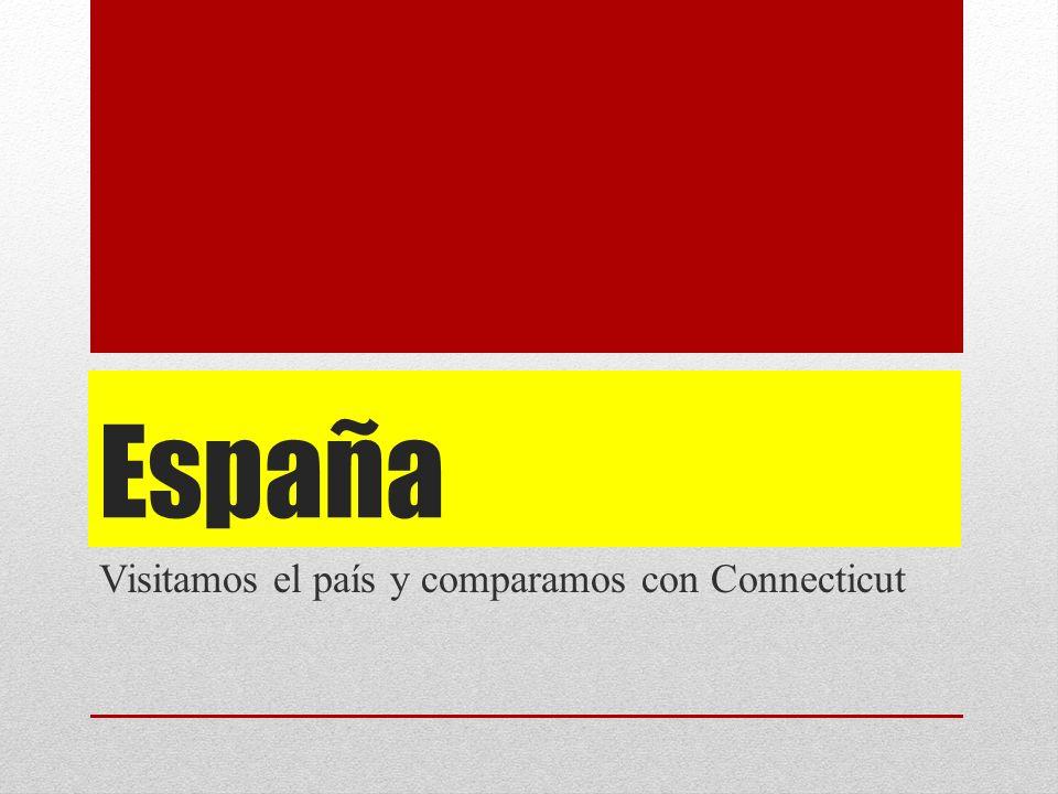 España Visitamos el país y comparamos con Connecticut