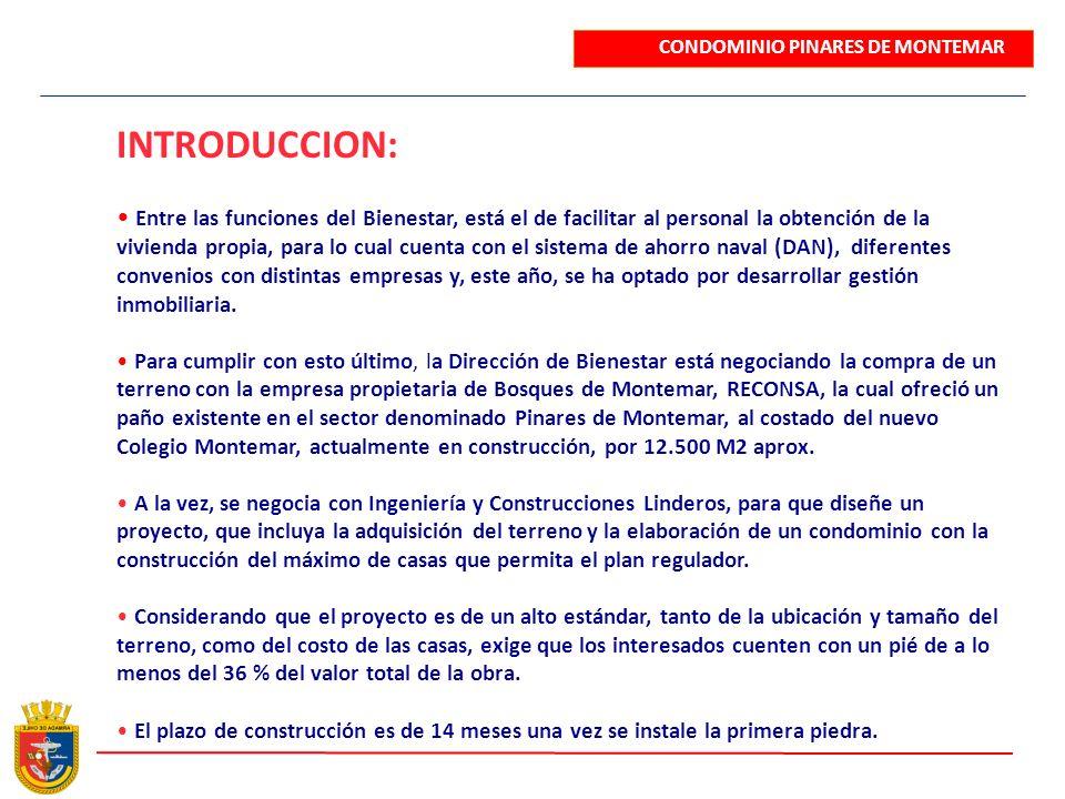TEMARIO: Introducción.Currículum Constructora. Ubicación del Proyecto.
