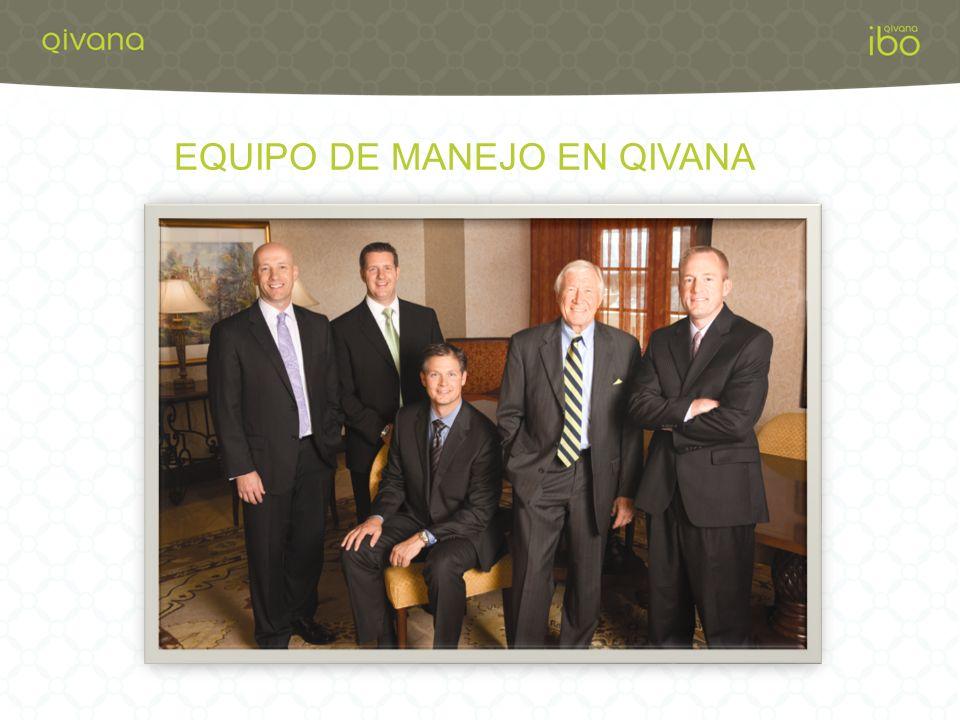 EQUIPO DE MANEJO EN QIVANA