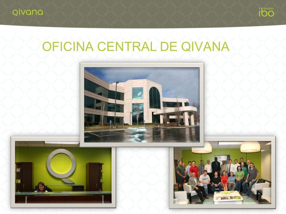 OFICINA CENTRAL DE QIVANA