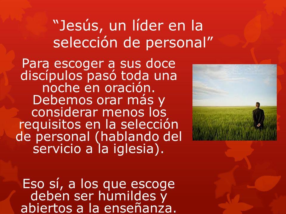 Jesús, un líder de fortaleza El líder prudente funda su liderato sobre la roca.