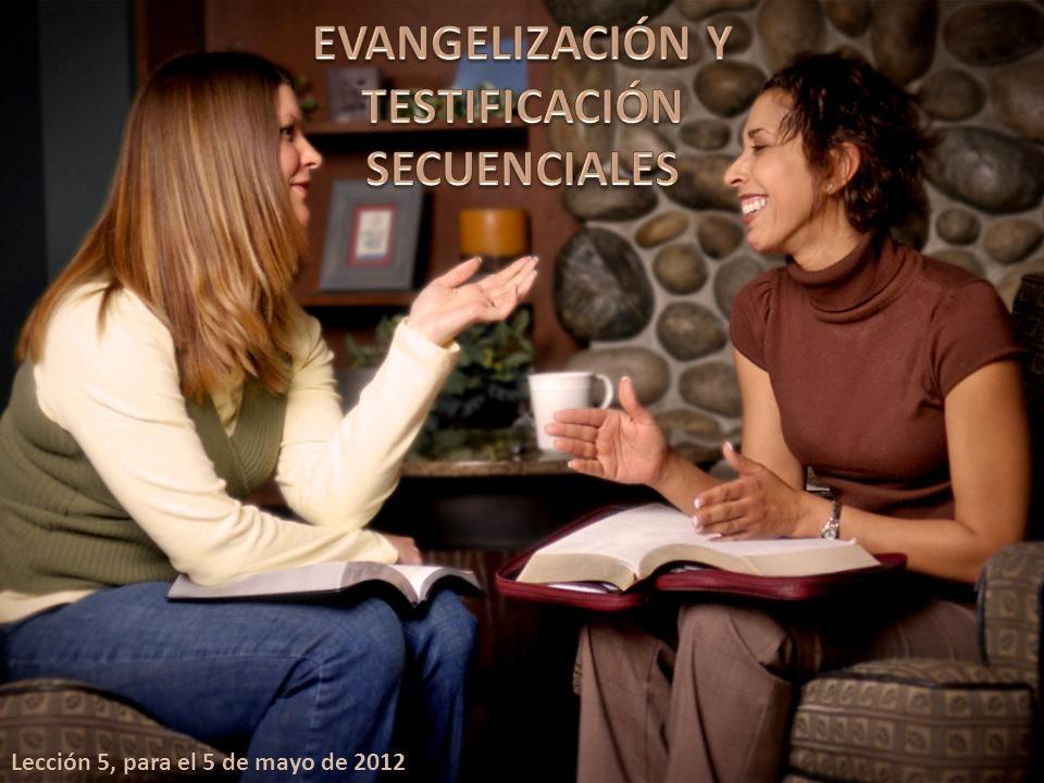 Lección 5, para el 5 de mayo de 2012
