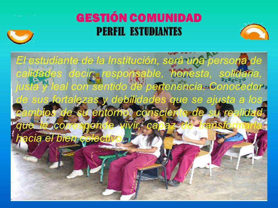 GESTIÓN COMUNIDAD PERFIL ADMINISTRATIVOS ALVARO QUIRA ORDÓNEZ ESTUDIOS PRIMARIOS, AUXILIAR DE SERVICIOS GENERALES. EVANGELISTA CRUZ ESTUDIOS PRIMARIOS