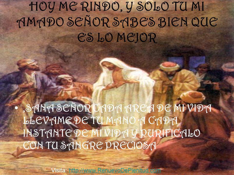 QUIERO IR CONTIGO A EL VIENTRE DE MI MADRE CADA MOMENTO DE MI GESTACION CADA DOLOR CADA RECHAZO, Y HERIDA CON UN SOPLO DEL ESPIRITU SANTO ME DES VIDA, VIDA DE AMOR EN TI Visita: http://www.RenuevoDePlenitud.comhttp://www.RenuevoDePlenitud.com