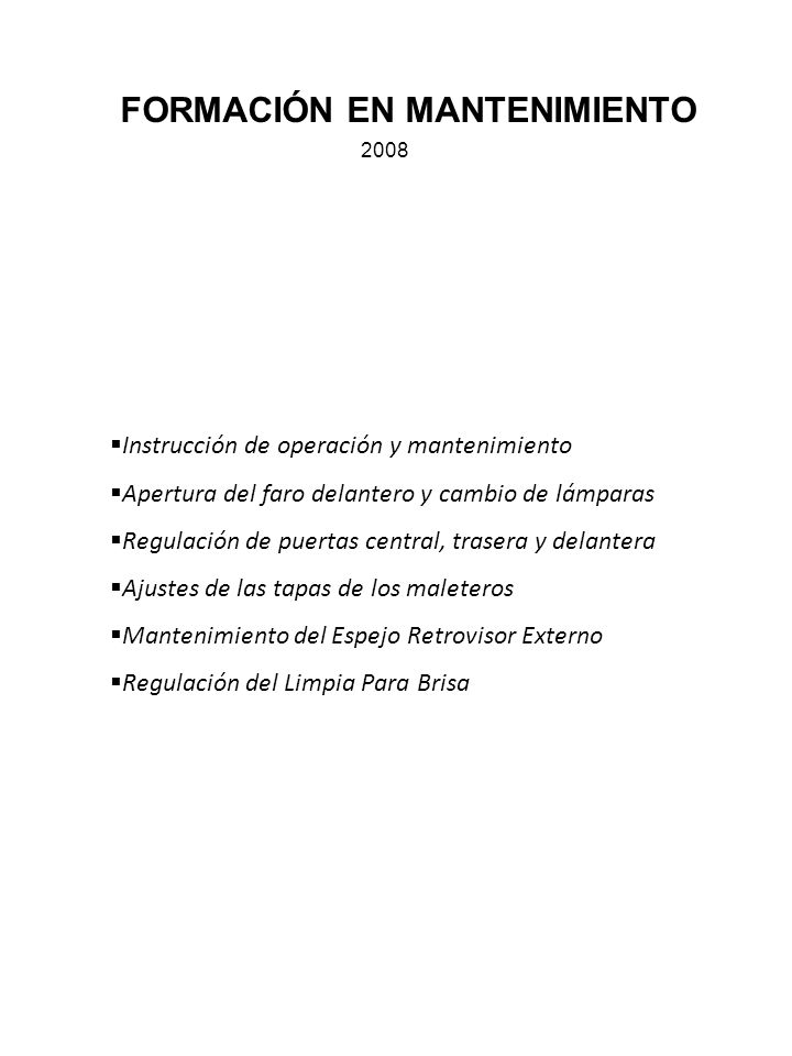 PARÁMETROS PARA SER CONSIDERADOS DURANTE LA REGULACIÓN POSICIONAMIENTO GEOMÉTRICO ESTANQUEIDAD PARALELISMO CON LA CARROCERÍA ALTURA DE LA PUERTA CENTRALIZACIÓN DE LA PUERTA VELOCIDAD DEL MOVIMIENTO El posicionamiento geométrico esta relacionado con el alineamiento de la puerta con el batiente, como pode ser visto en la ilustración a lado.