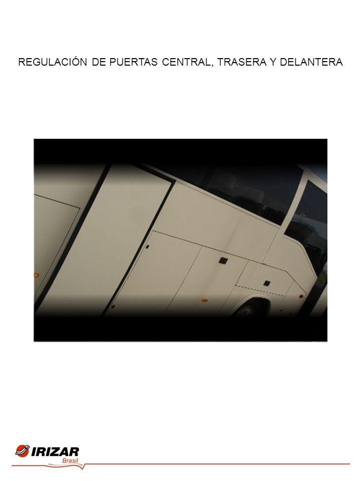 Problemas de alimentación: - Tubos plegados; - Fugas de aire en la línea de alimentación; - Válvulas medio cerradas; - Mala conexión en la central neumática; Mal uso del equipo: - Transitar con la puerta abierta; - Falta de mantenimiento en el sistema neumático OTROS FACTORES QUE PUEDEN INFLUENCIAR EL FUNCIONAMIENTO DE LA PUERTA Tubos plegados Torques que deben ser aplicados en los tornillos de fijación de la puerta 40 N.m 30 N.m