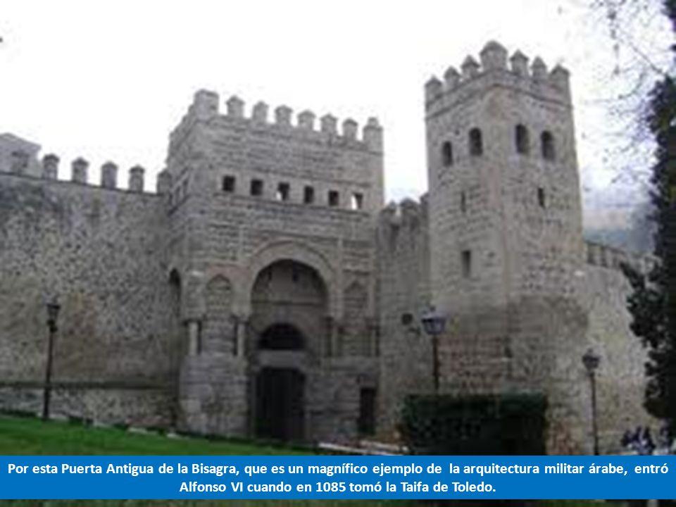 El 25 de mayo de 1085 Alfosno VI se apodera de Toledo. Los musulmanes de Al-Qádir bi-Allah, rey de la Taifa, se rindieron pacificamente a las tropas c