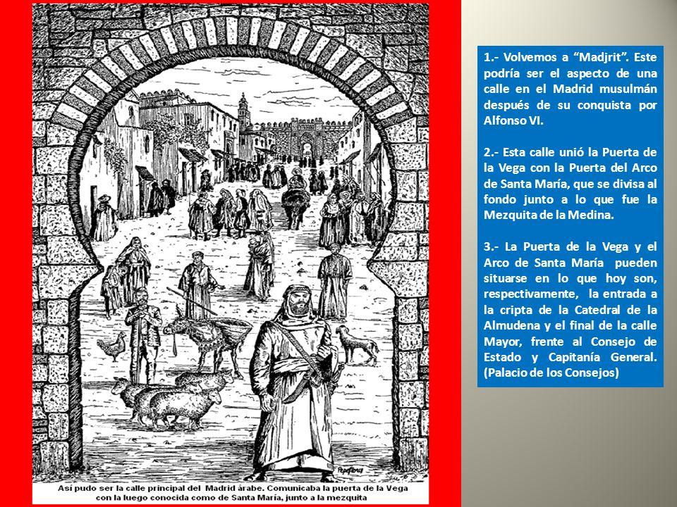 Por esta Puerta Antigua de la Bisagra, que es un magnífico ejemplo de la arquitectura militar árabe, entró Alfonso VI cuando en 1085 tomó la Taifa de