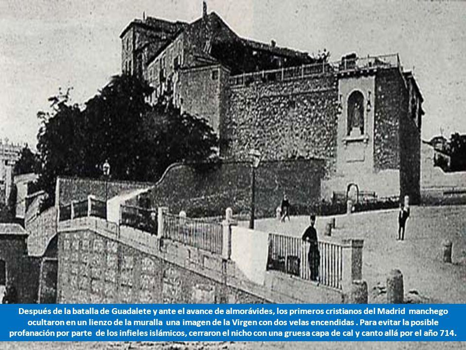 1.- Volvemos a Madjrit. Este podría ser el aspecto de una calle en el Madrid musulmán después de su conquista por Alfonso VI. 2.- Esta calle unió la P