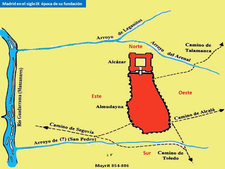 5.- El almorávide Alí Ibn Yusuf, segundo emir de esta dinastía, acampó en el Campo del Moro.