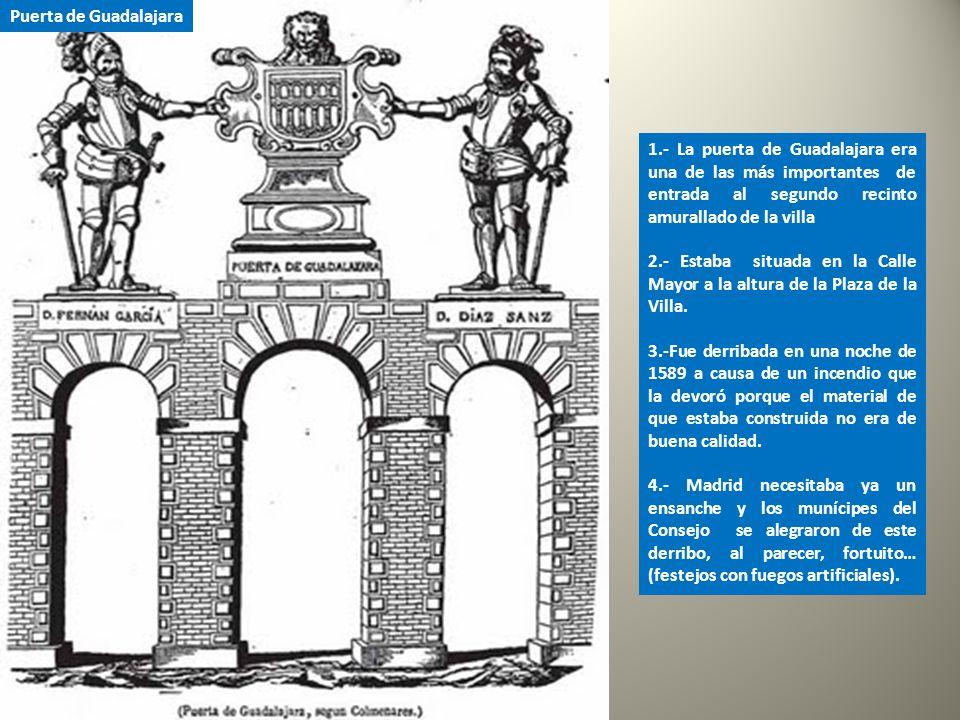 Puerta Cerrada, llamada también Puerta de la Culebra por un pequeño dragón que la adornaba, estaba situada en las confluencia de la Cava Baja, del Nun