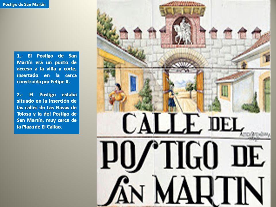 1.- La puerta de Guadalajara era una de las más importantes de entrada al segundo recinto amurallado de la villa 2.- Estaba situada en la Calle Mayor